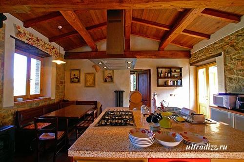 Интерьер в тосканском стиле: правила дизайна