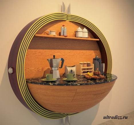 Эргономика кухни: новые идеи для рабочей зоны