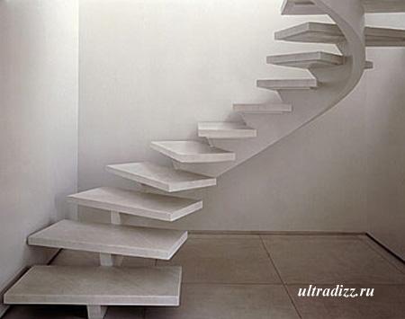 Оригинальный дизайн лестниц