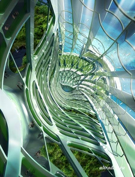 нестандартные архитектурные идеи