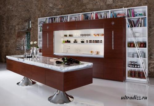 кухня Филиппа Старка