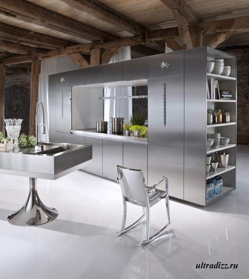кухня в интерьере