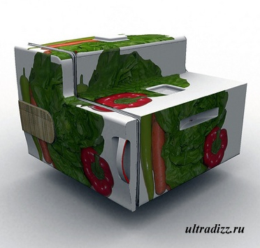 модуль холодильника