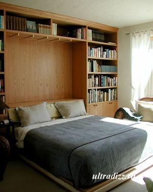 мебельный трансформер с кроватью
