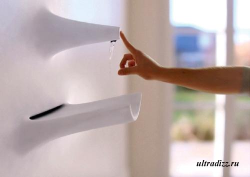 дизайн будущего на кухне