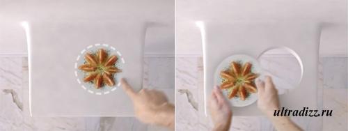 дизайн будущего: живая кухня