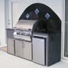 фото современной летней кухни
