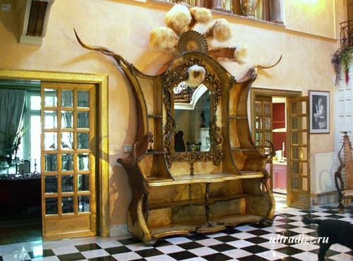 дизайнерская мебель в стиле барокко