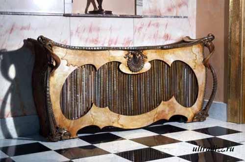 мебель Мишеля Хайлларда