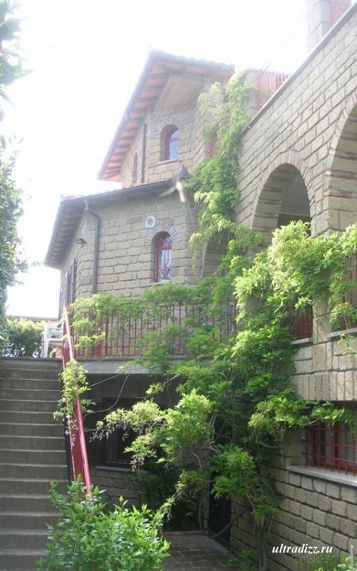 тосканский дом