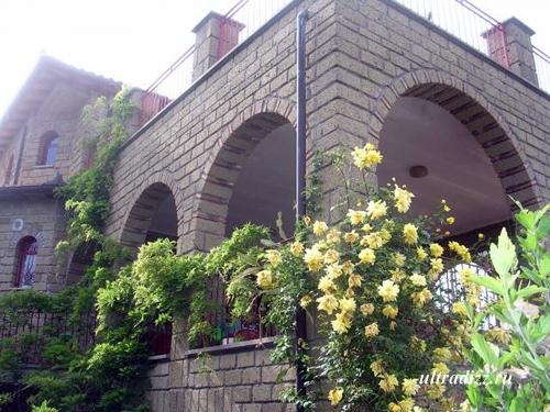 фото тосканского дома