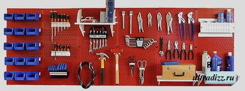 Как сделать стеллаж для гаража