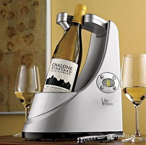 аксессуары для охлаждения вина