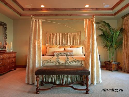 мебель в романтическом интерьере