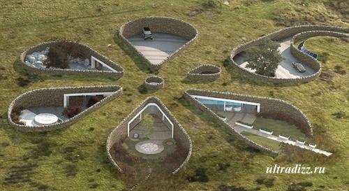 подземный дом Гари Невилла