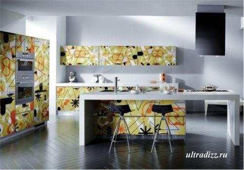 кухонная мебель Карима Рашида