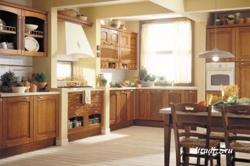 проходы на кухне