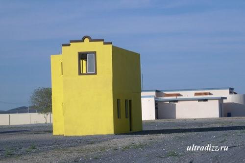 двухэтажный коттедж из ячеистого бетона