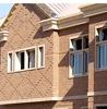 дизайн кирпичных домов