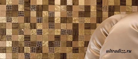 кожаная мозаика 3
