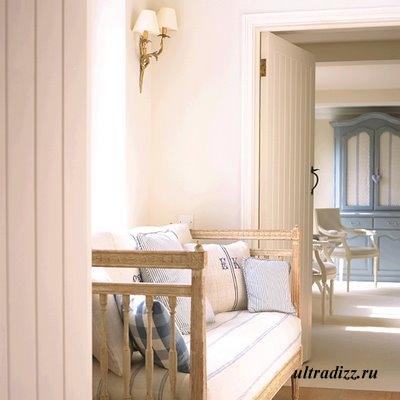 коридор-гостиная