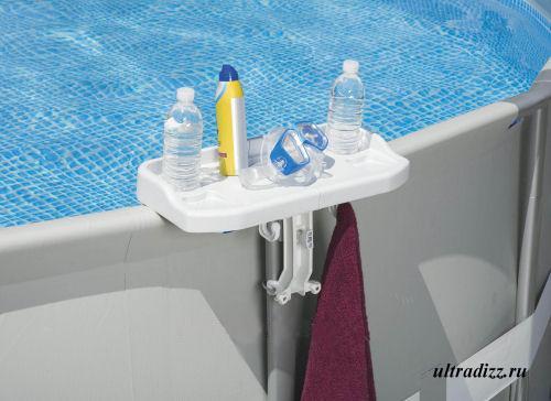 аксессуары для каркасных бассейнов