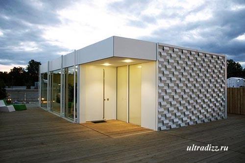 энергосберегающий дом IKAROS
