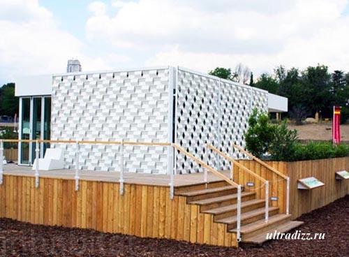 немецкий проект энергосберегающего дома