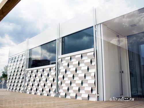германский энергосберегающий дом
