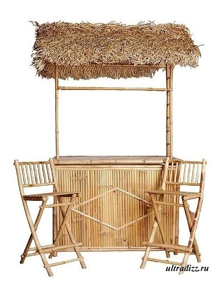 бамбуковый мини бар
