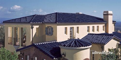 уникальные панели солнечных батарей