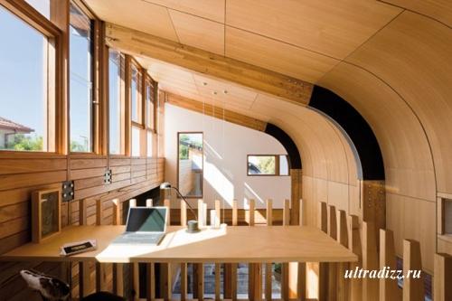 дизайн второго этажа дома