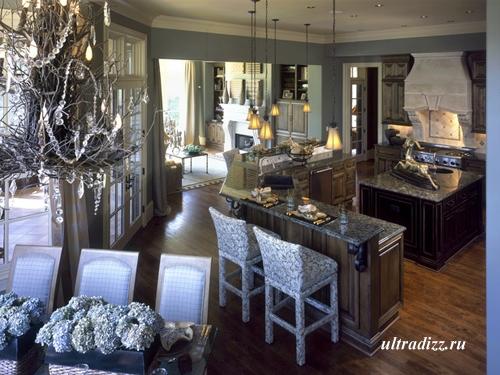 мебель для дизайнерской кухни