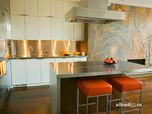 мебель для кухни современного стиля