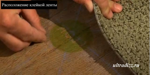 укладка коврового покрытия 5