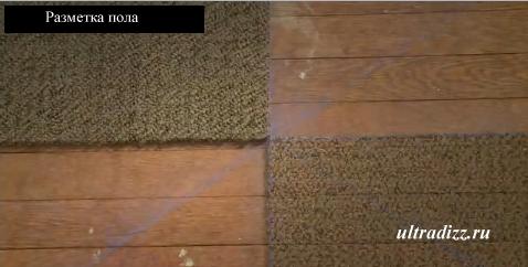укладка коврового покрытия 2