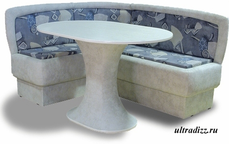 угловая кухонная мебель 4