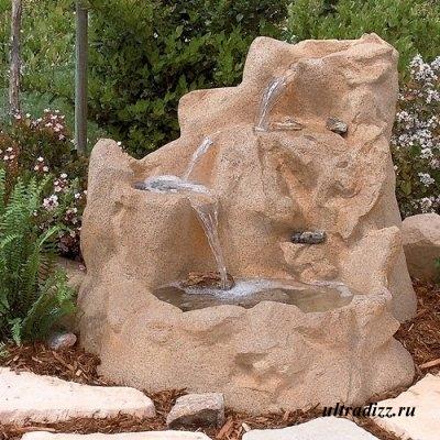 готовый фонтан 8