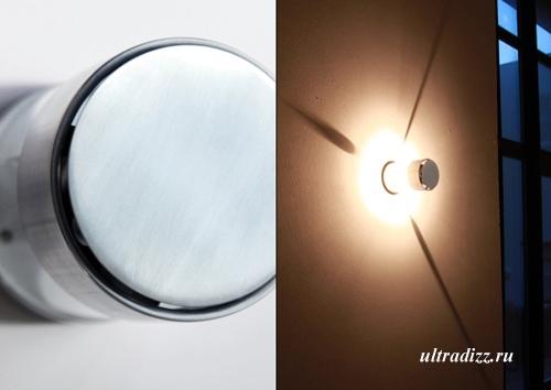 дизайн теневых часов