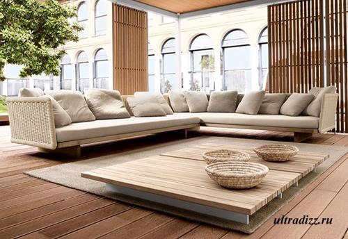 ковры в интерьере японского стиля