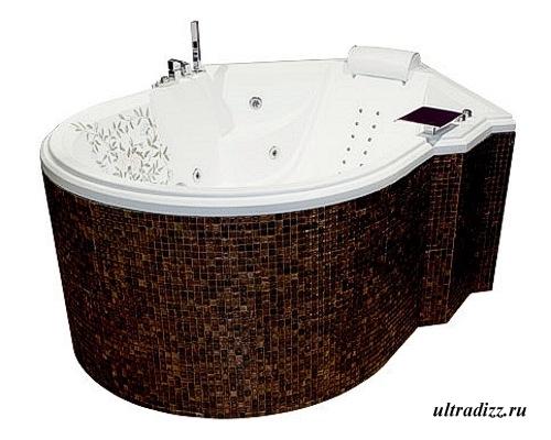 ванна из искусственного камня 3