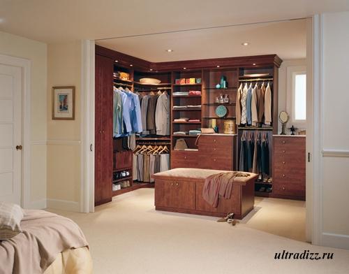 шкаф-гардеробная 2