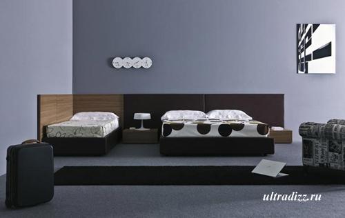 минимализм в дизайне интерьера подростка 8
