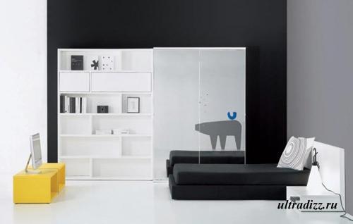 минимализм в дизайне интерьера подростка 11