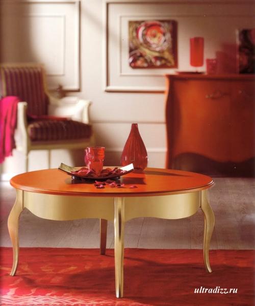 столик стиля барокко