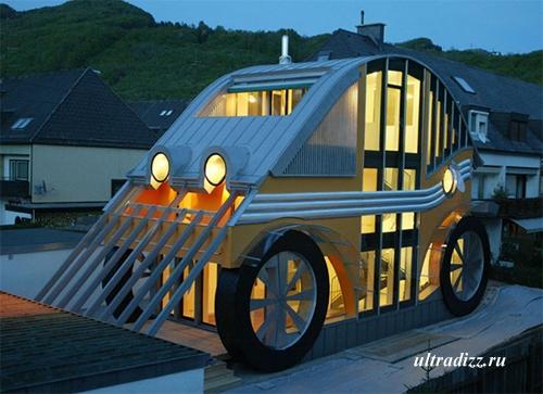 дом-автомобиль