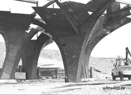 этапы строительства металлического дома 2