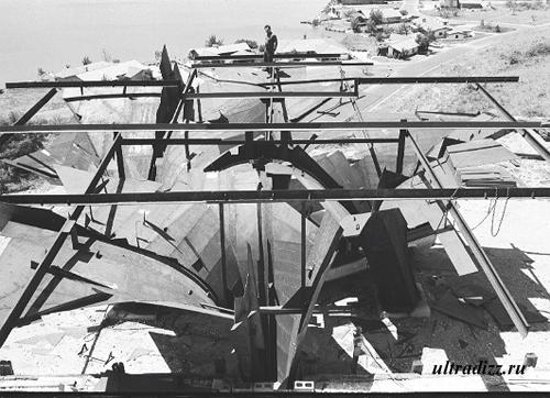 этапы строительства металлического дома 3