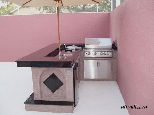летняя кухня 4