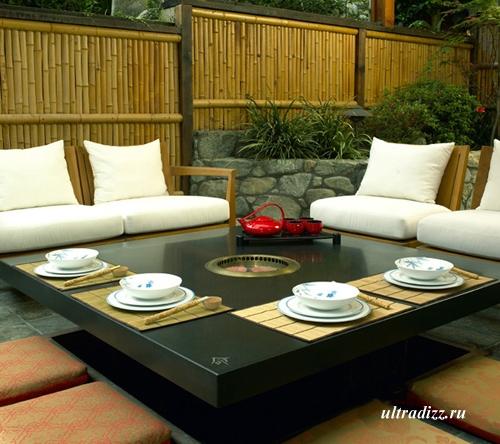 дизайн летней кухни 11
